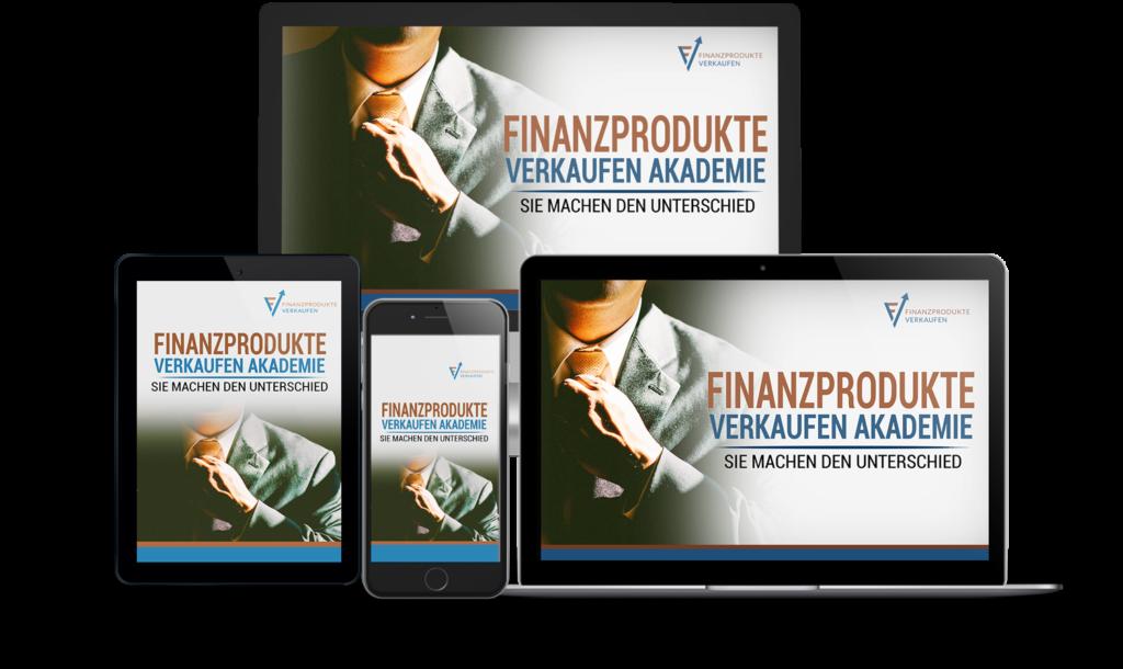 Cover Finanzprodukte Verkaufen Akademie