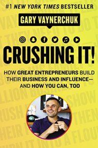 Crushing it, Buchempfehlung, Finanzprodukte Verkaufen