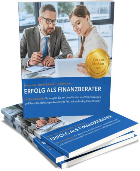 Erfolg als Finanzberater Buchcover